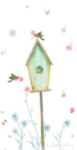 stephie  birdhouse