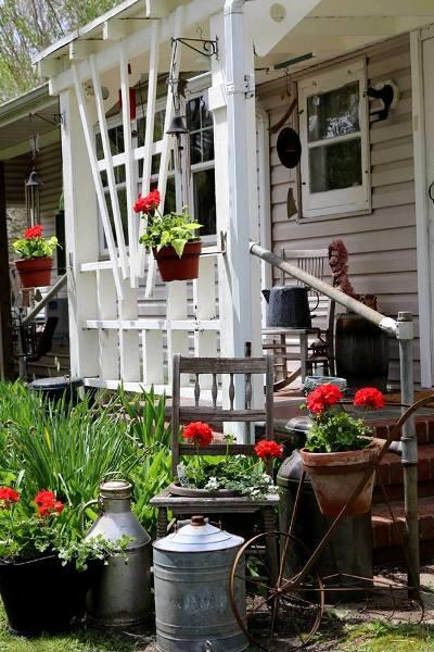 Karen Wilson's quaint corner