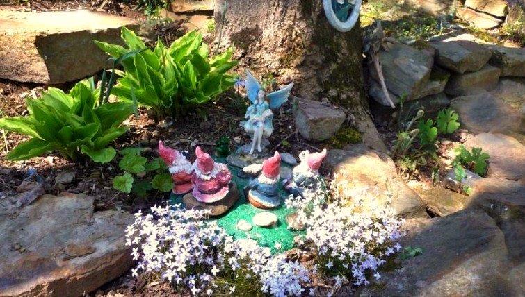 homemade fairy gardens Flea Market Gardening Flea Market Gardening