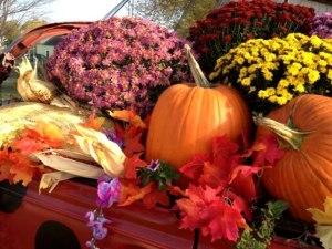 Regina Shultz's Fall scene