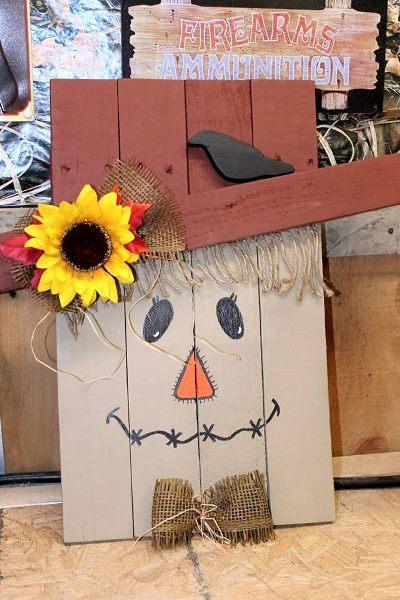 Sherri Calvert's scarecrow version