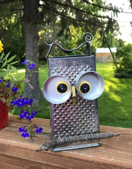 Michele Moran Here's my owl art