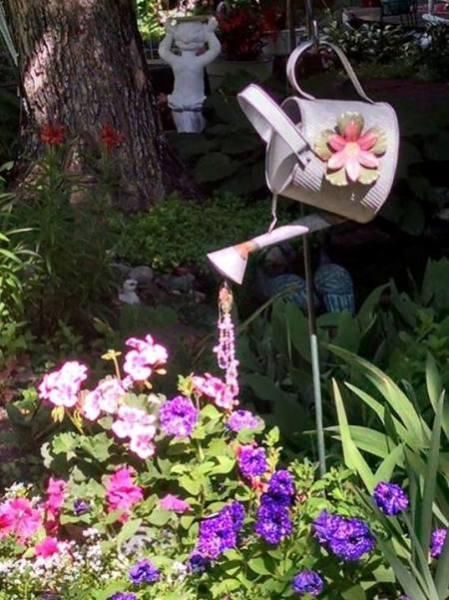 Margie Ann Love these...I just added a crystal suncatcher