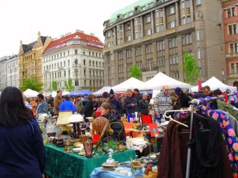 flea market Vienna 2