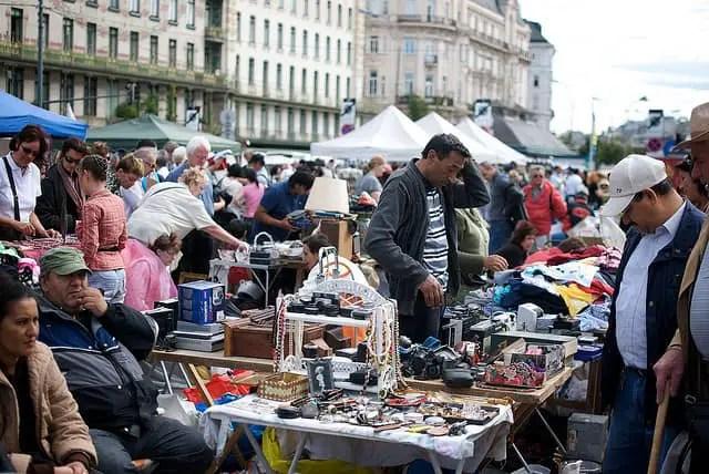 flea market Vienna 3