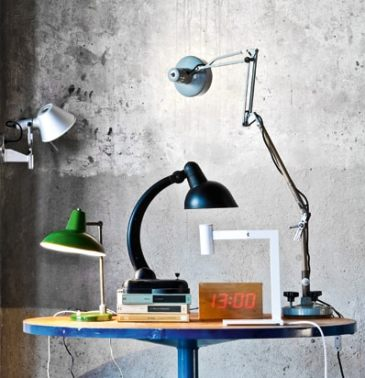 mixing modern and vintage in interior design 8