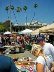 There are thousands of booths at the Rose Bowl Flea Market