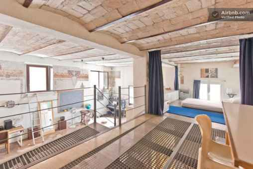 vintage flat airbnb_13
