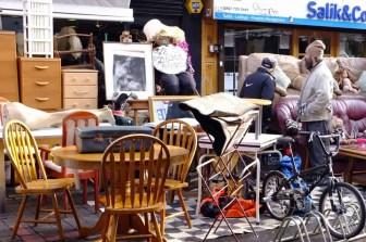 Brick Lane Flea Market London UK 065