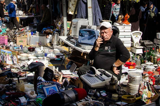 Jaffa Flea Market c hjl