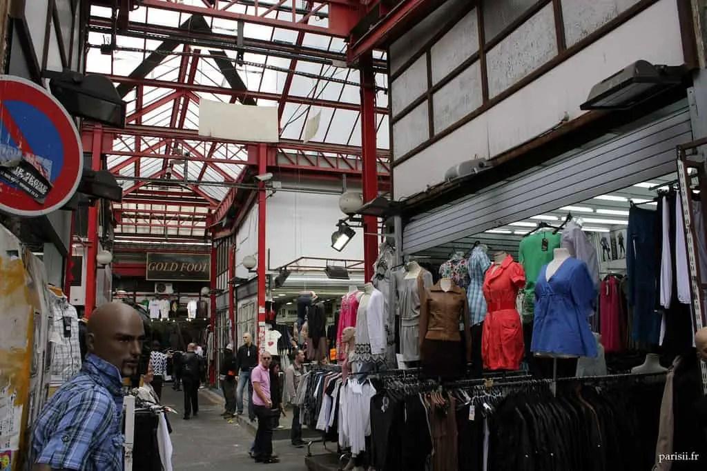 Paris flea market saint ouen porte de clignancourt march malik flea market insidersflea - Marche porte de clignancourt ...