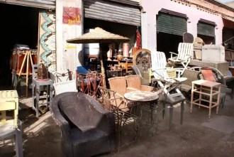 Bab El Khemis flea market Art déco home decor e1415714996243