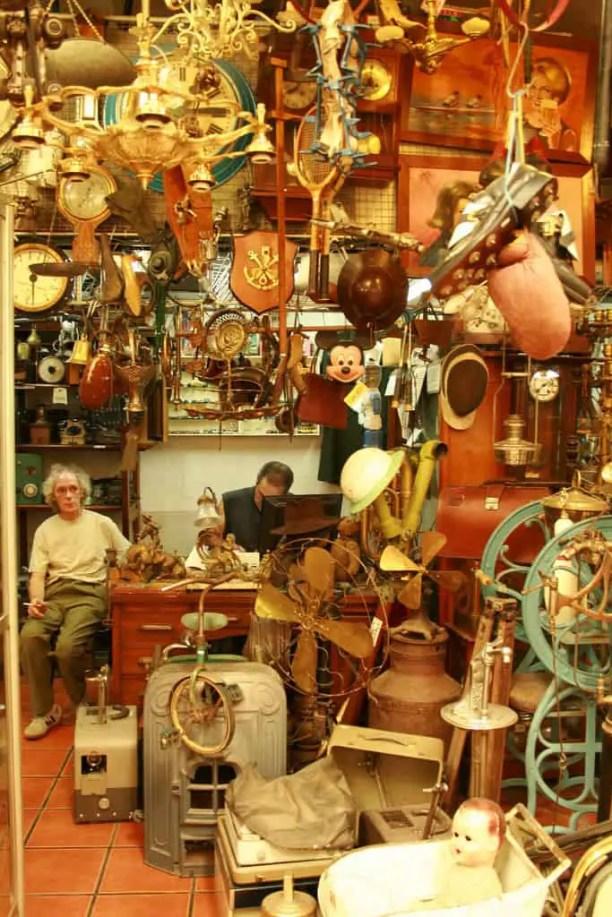 Flea Markets In Buenos Aires Argentina Flea Market