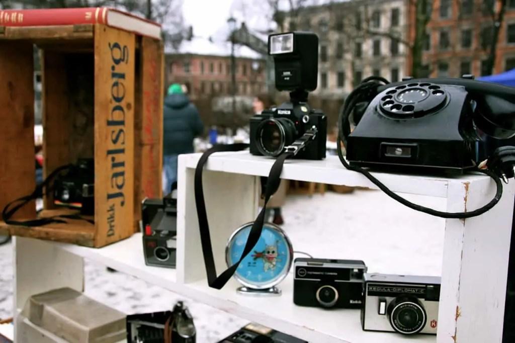 flea market Oslo - Birkelunden ©parisoslo.com - 3