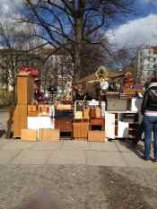 Karen Mardahl Flohmarkt The Arkonaplatz flea market