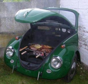 Car Recycling BBQ 001