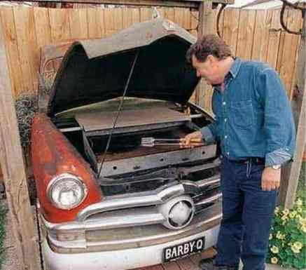 Car Recycling BBQ 006