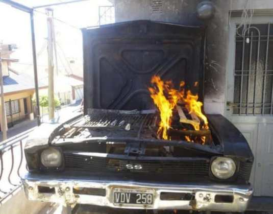 Car Recycling BBQ 009