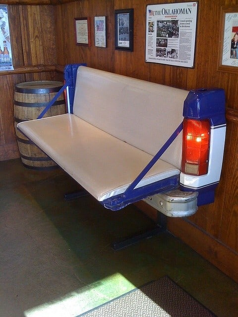50 Ideas To Recycle An Old Car Into A Piece Of Furniture