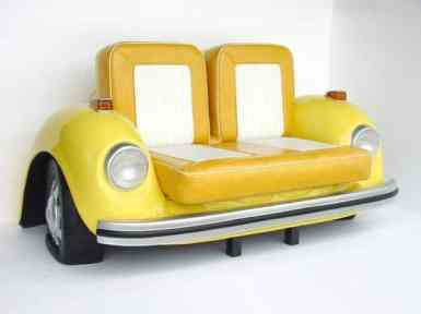Car Recycling Couch 005