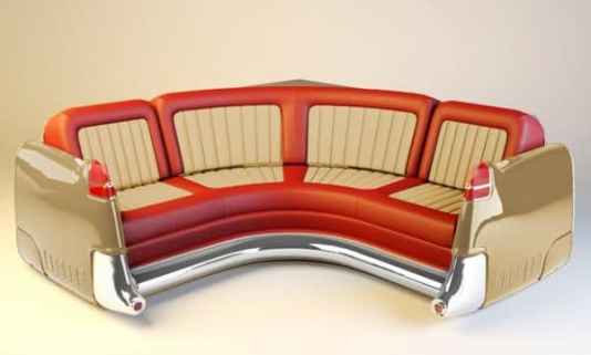 Car Recycling Couch 007