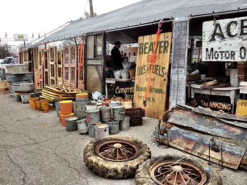 Unskinny Boppy - Nashville Flea Market