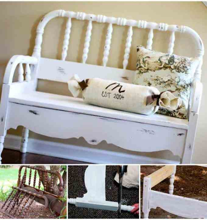 Creative Decoration Ideas With Vintage Furniture-002