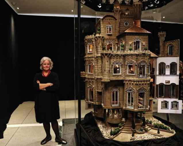 Is Your Doll S House Worth A Small Fortune Jolly Volley Vintage