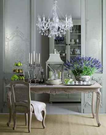 French Provincial Decor colors