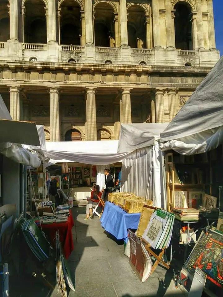 Salon de la Bibliophilie et du Document ancien-006 - Flea Market ...