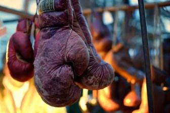 Portobello Road Market Boxing gloves