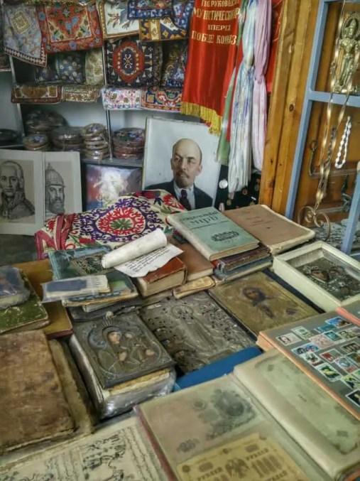 flea market Bukhara 004