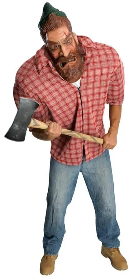 Lumberjack Halloween 2