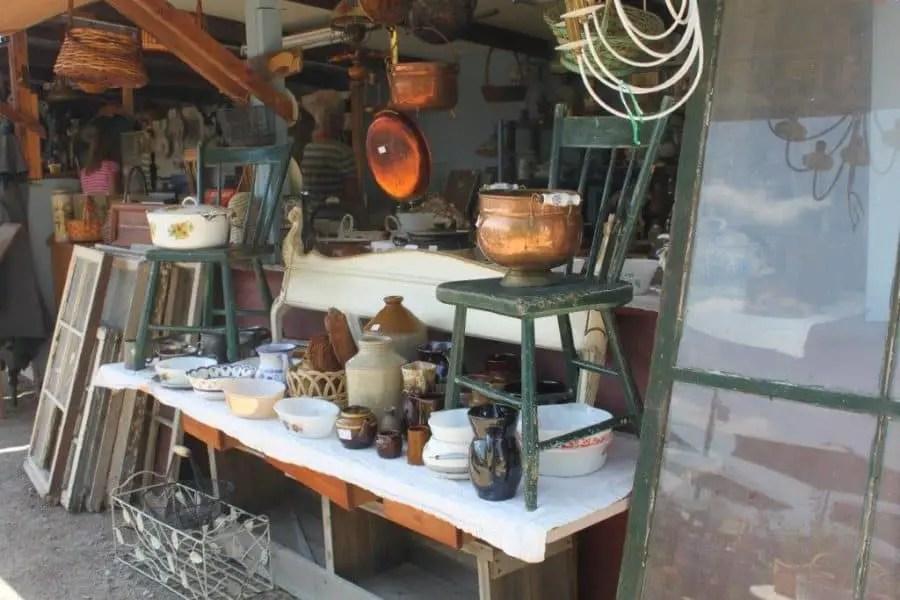 Aberfoyle Antique Market - Flea Markets in Ontario