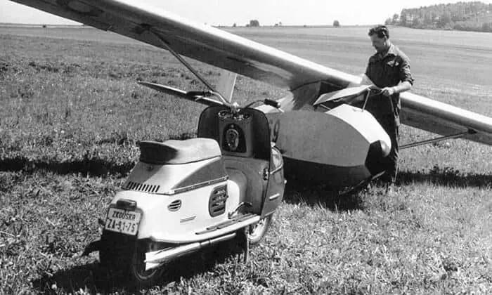 Cezeta 506 Electric Scooter 11