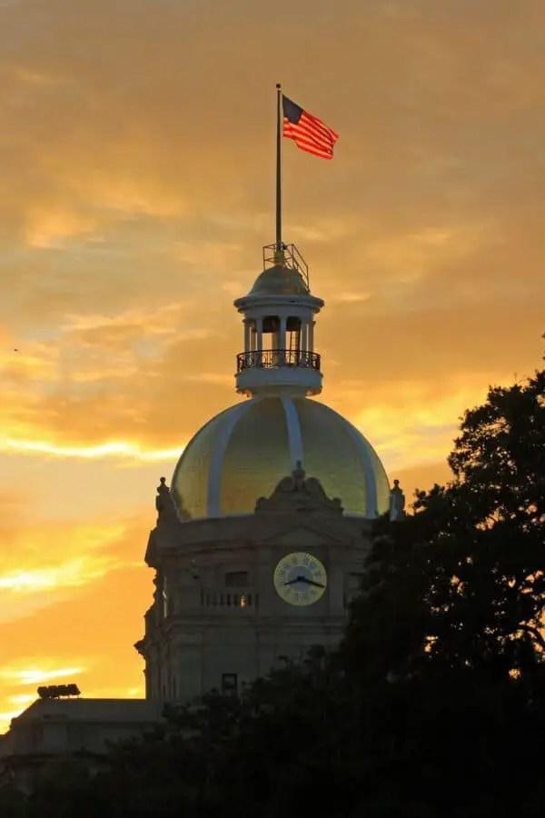 gabe popa Savannah City Hall