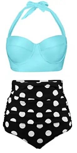 high waist bikini 1