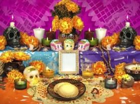 el dia de los muertos aztec offerings sobrehistoria