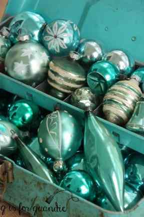 vintage christmas ornaments 11