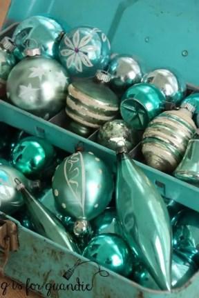 vintage christmas ornaments 11