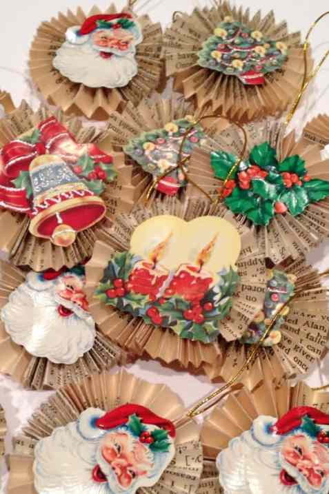 vintage christmas ornaments 13