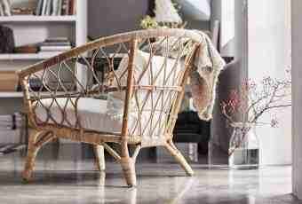 IKEA Stockholm rattan armchair 2017