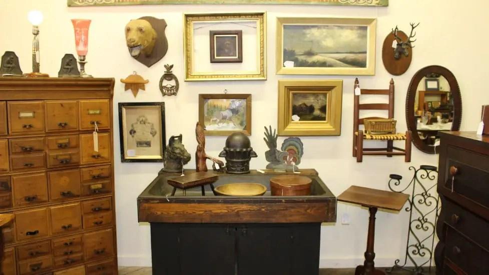 AntiquesShopFinder.CabotMillAntiques