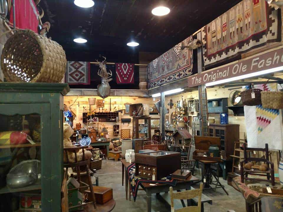 Flea Markets North Carolina Sutton and Sons Antiques picture by Sutton and Sons Antiques via facebook