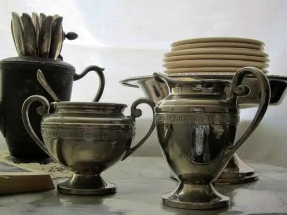 Why Antiques Tarnish © Pinterest