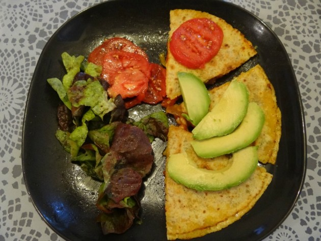 Quesadillas - Fleanette's Kitchen