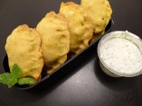 Fleanette's Kitchen - Samoussas végétariens et leur sauce à la menthe