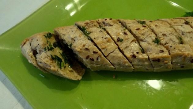 Pain à l'ail et au persil - Fleanette's Kitchen