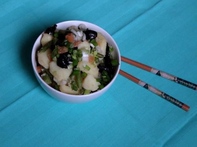 Salade niçoise ou presque - Fleanette's Kitchen
