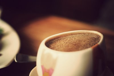 Chávena de Chocolate Quente
